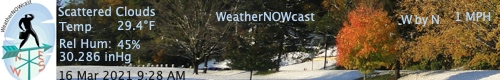 Northern New Jersey WeatherNOWcast